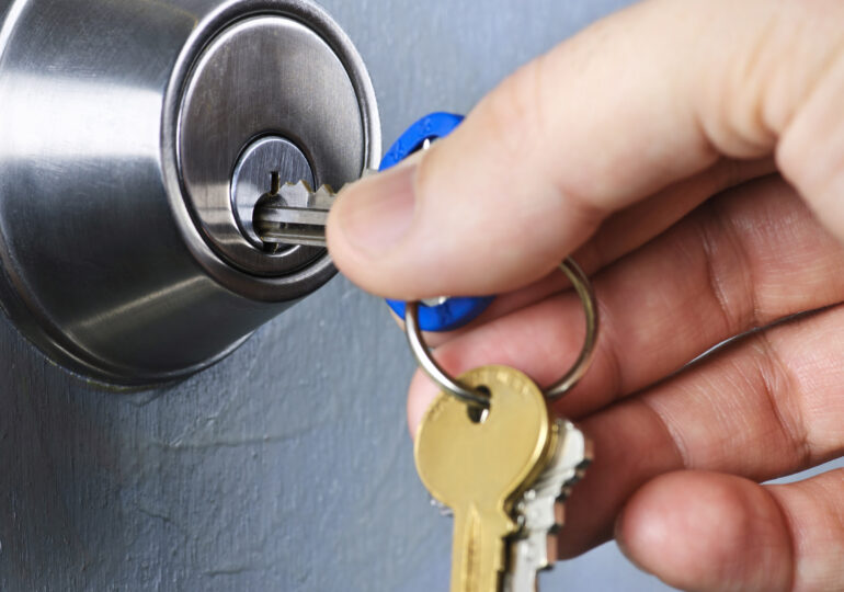 Rekey for Tenant Safety